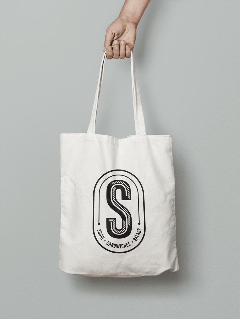 S: sushi • sandwiches • salads 4