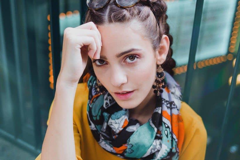 Girl in the city 4