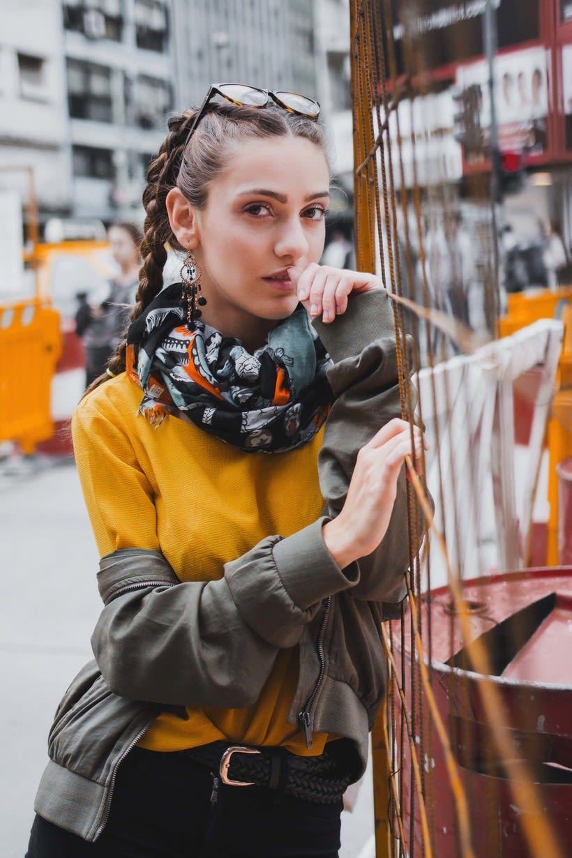 Girl in the city 5