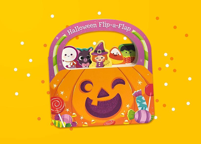 Halloween Flip-a-Flap 0