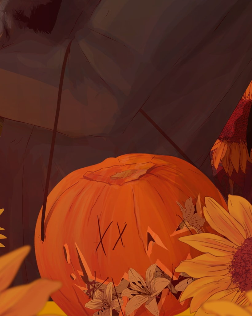 ·Hallowe`en Greeting· 4