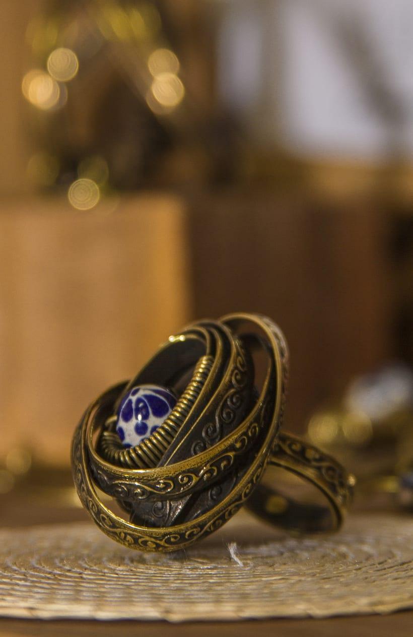 fotografia de stock para joyería artesanal en Talavera 3