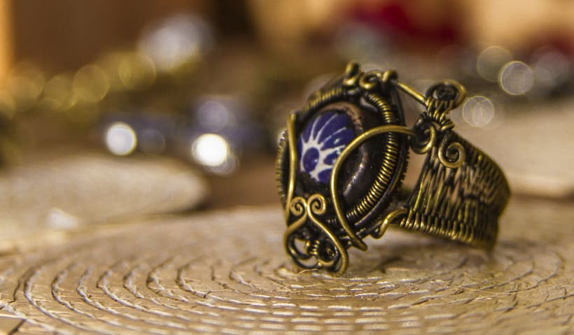 fotografia de stock para joyería artesanal en Talavera 4