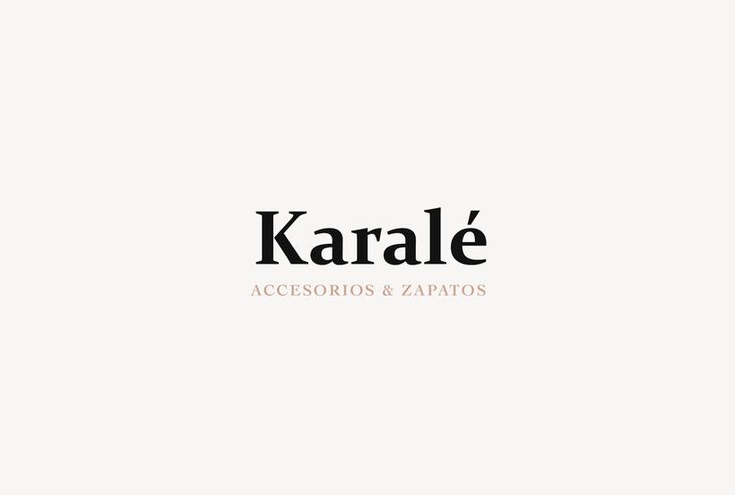 Karalé Branding  1