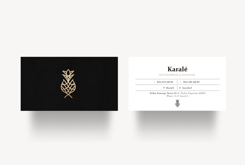 Karalé Branding  2