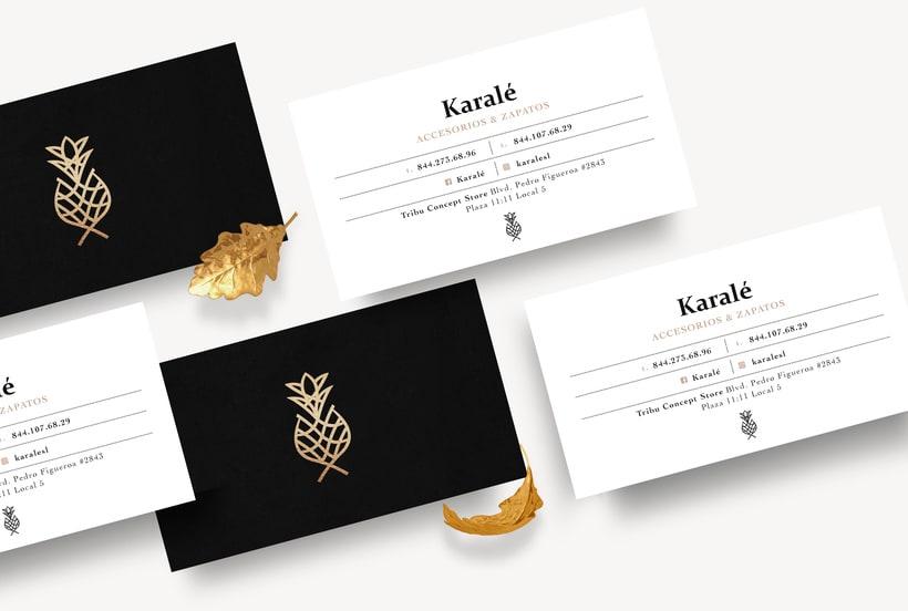 Karalé Branding  3