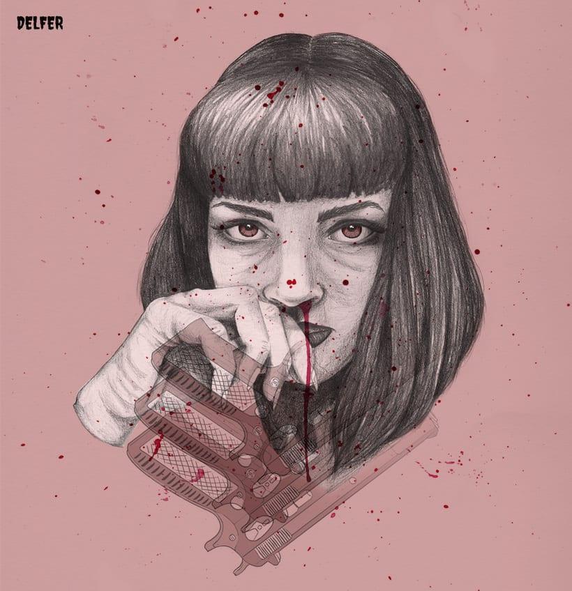 mi proyecto de ilustracion artistica xxxtentacion 0