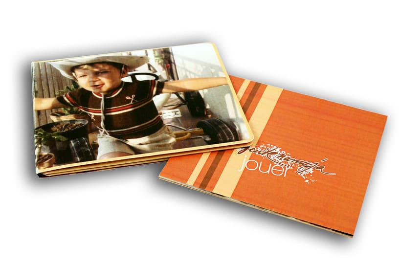 "Diseño de producto packaging cd ""jouer"" 0"