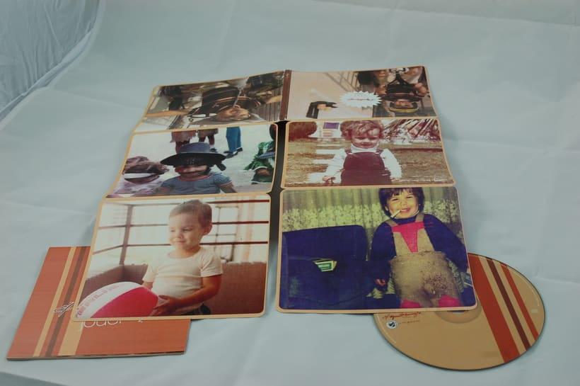 "Diseño de producto packaging cd ""jouer"" 3"