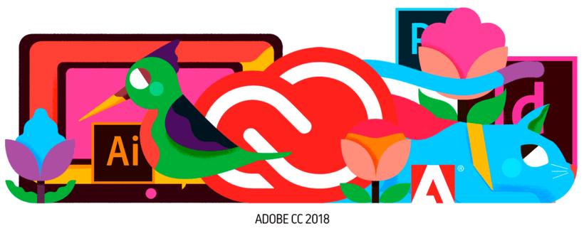 ADOBE CC 2018 0