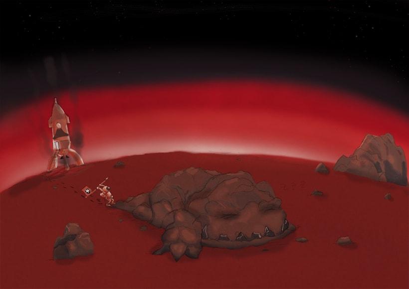 Nero Svenfor: La conquista del planeta Astrasuri-3 0