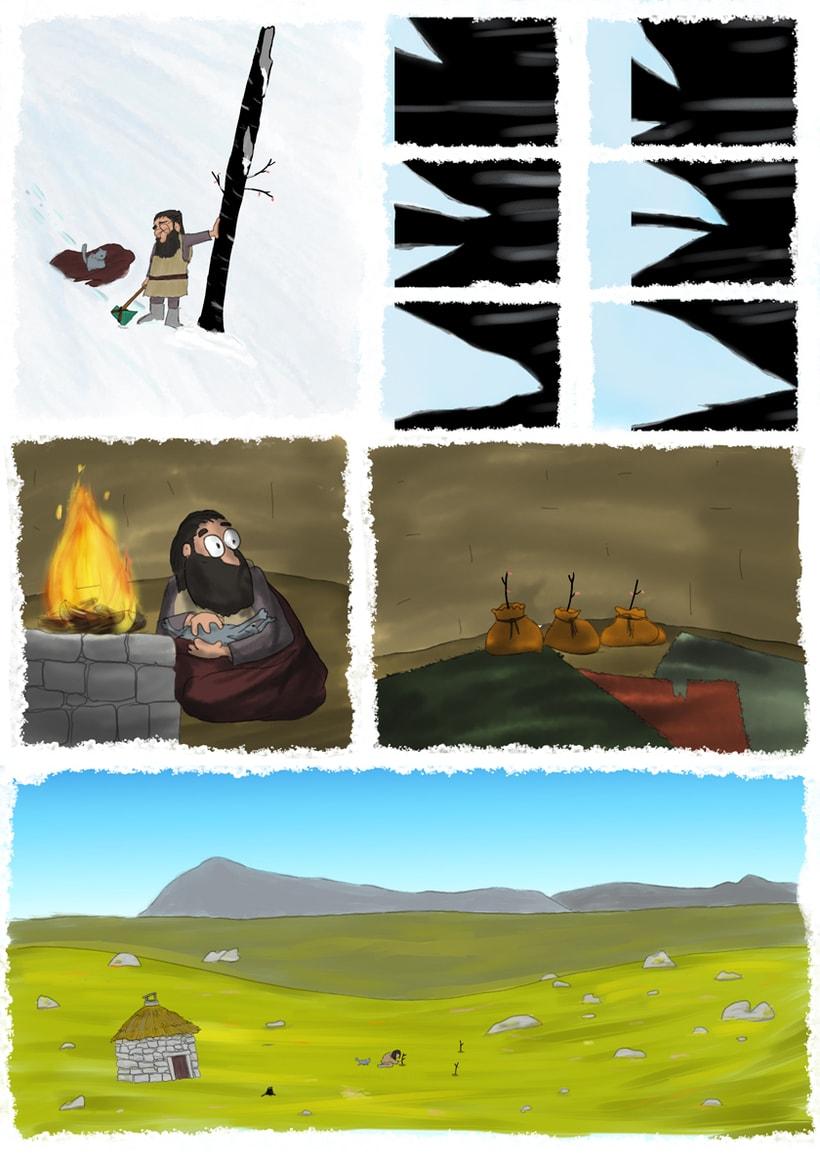 Brotar (webcomic) 1
