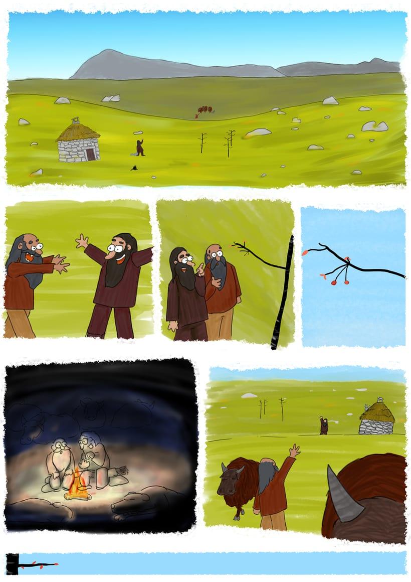Brotar (webcomic) 3
