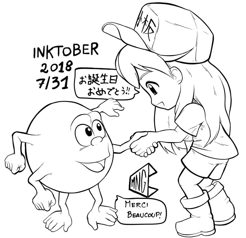 Inktober 2018 1