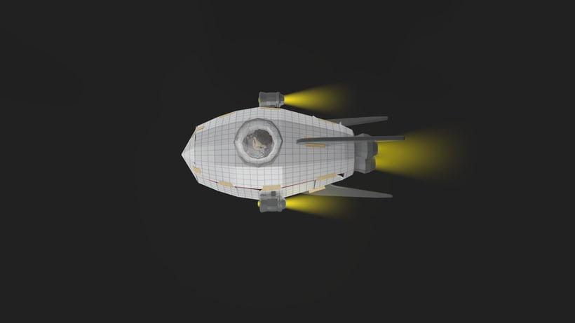 Cohete de Papel 0