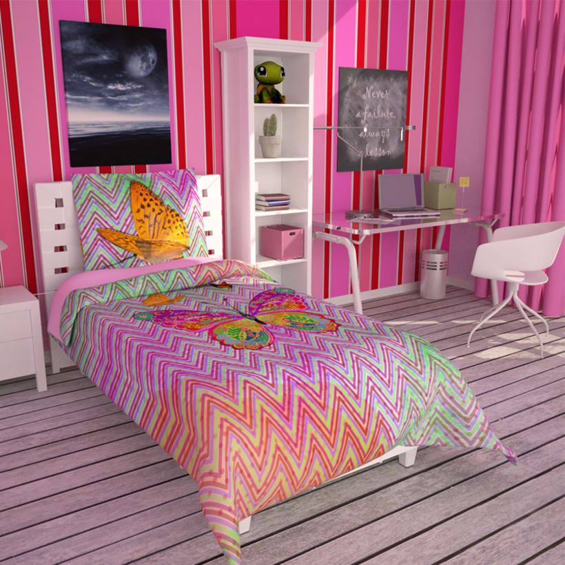 Diseño de colección textil y de los ambientes 0
