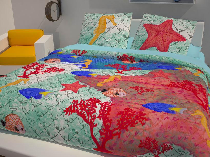 Diseño de colección textil y de los ambientes 1