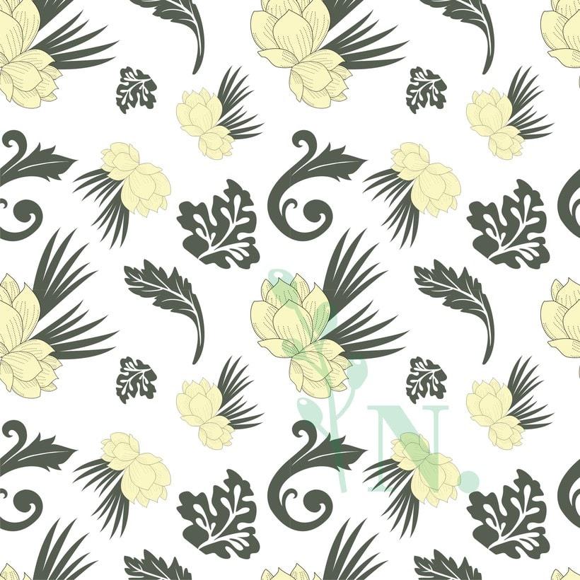 Creación y comercialización de patterns vectoriales Un curso de Laura Varsky 1