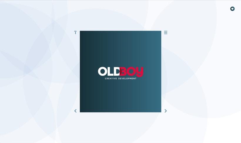 Website de OLDBOY Creative Development -1