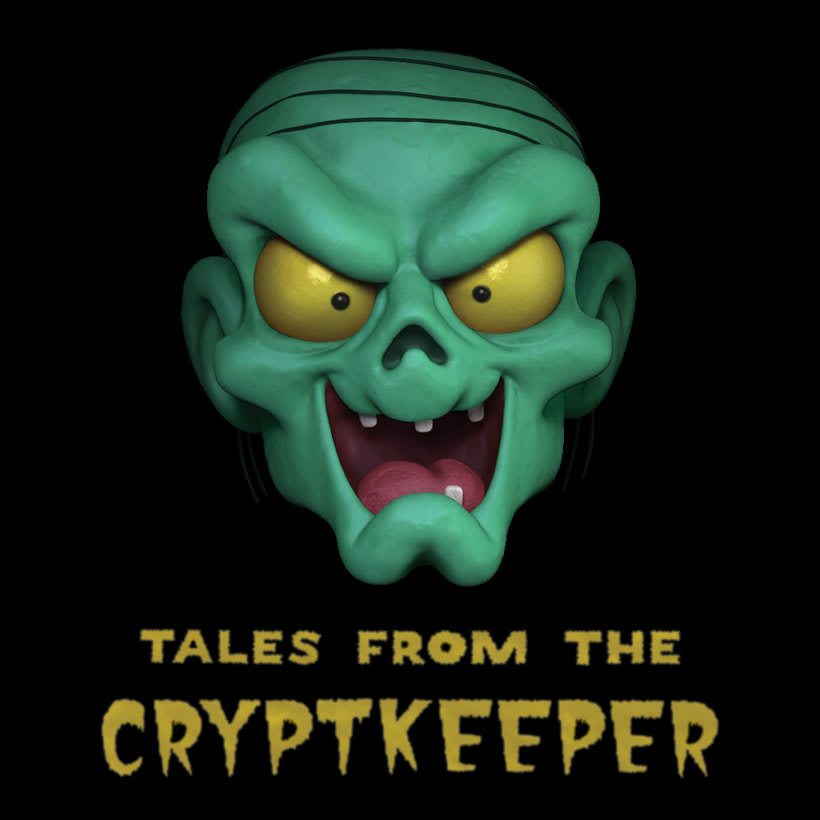 Proyecto Zbrush: Crypt Keeper -1