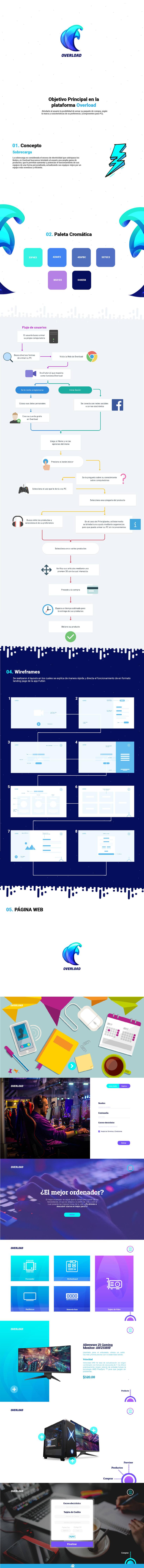 Overload Web Design -1