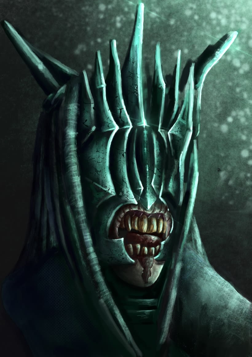 Mouth of Sauron 0