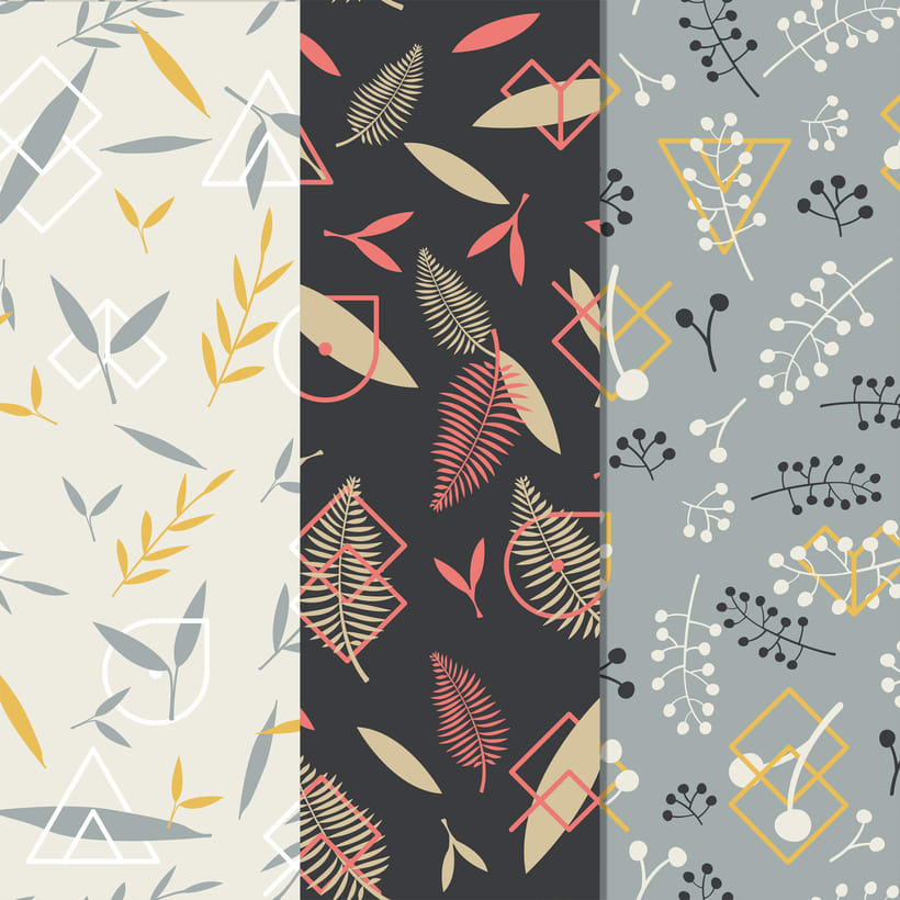 Roots · Pattern design 6