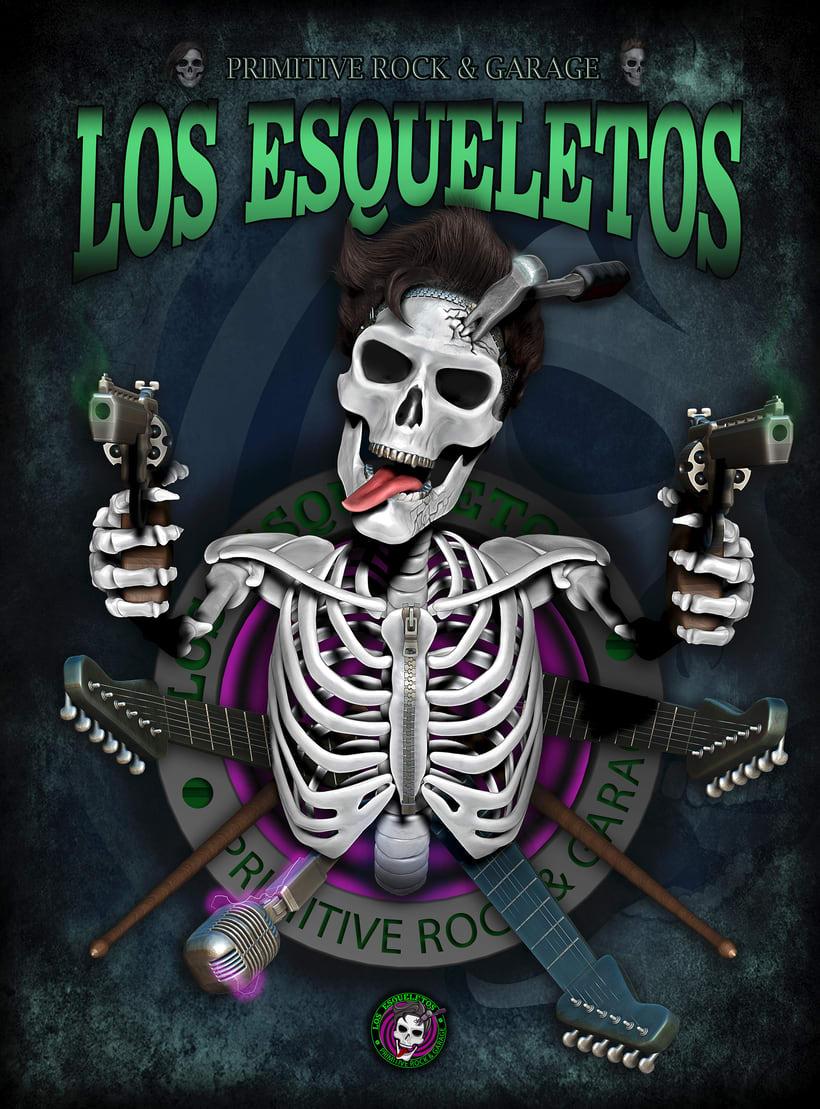 Los Esqueletos 9