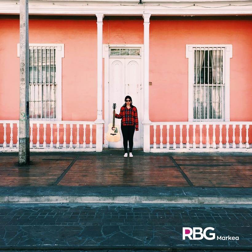 Proyecto RBG Markea: Fotografía y composición para Instagram 2
