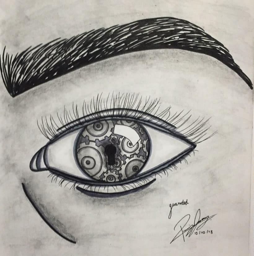 INK DRAWINGS 7