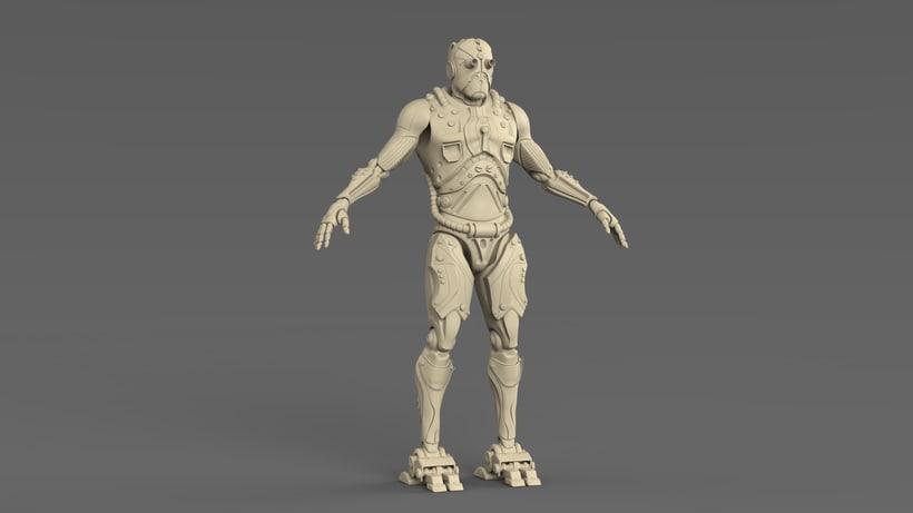 Robot -1
