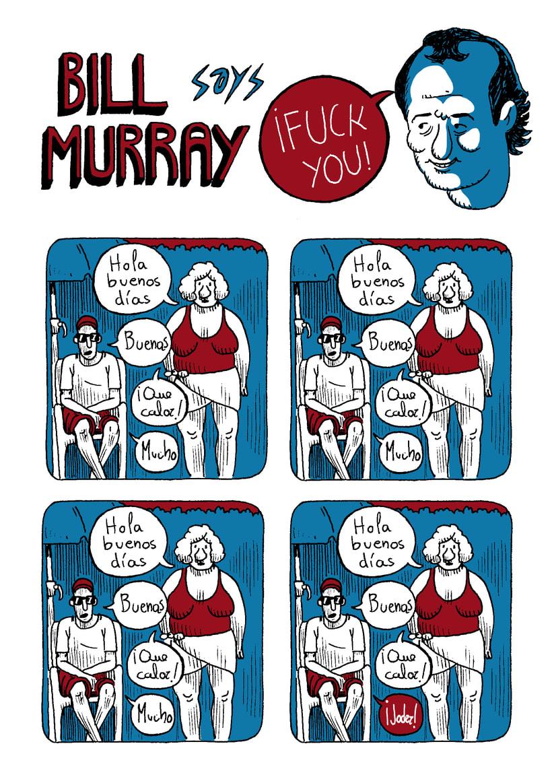 MI CURRO DE VERANO. Cómic de humor destinado al trabajador precario. 6
