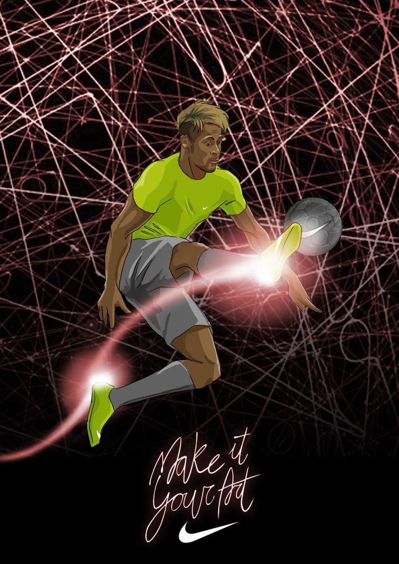 Nike · Make it your Art (Concept Idea) 0