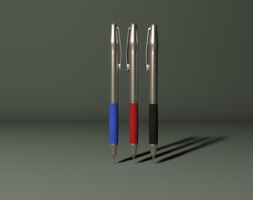 Calamus. Pen- Product design 0