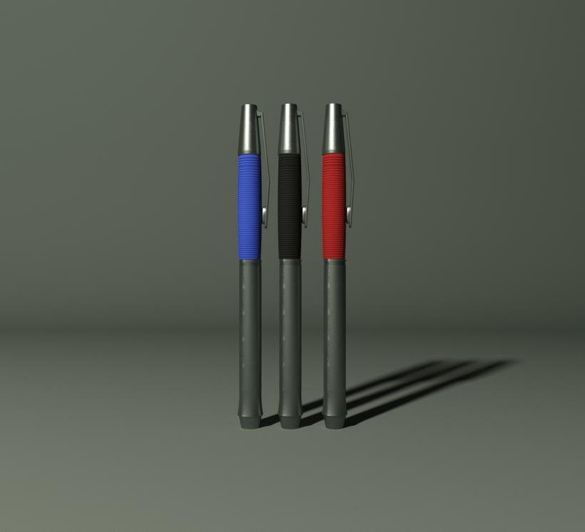 Calamus. Pen- Product design 1