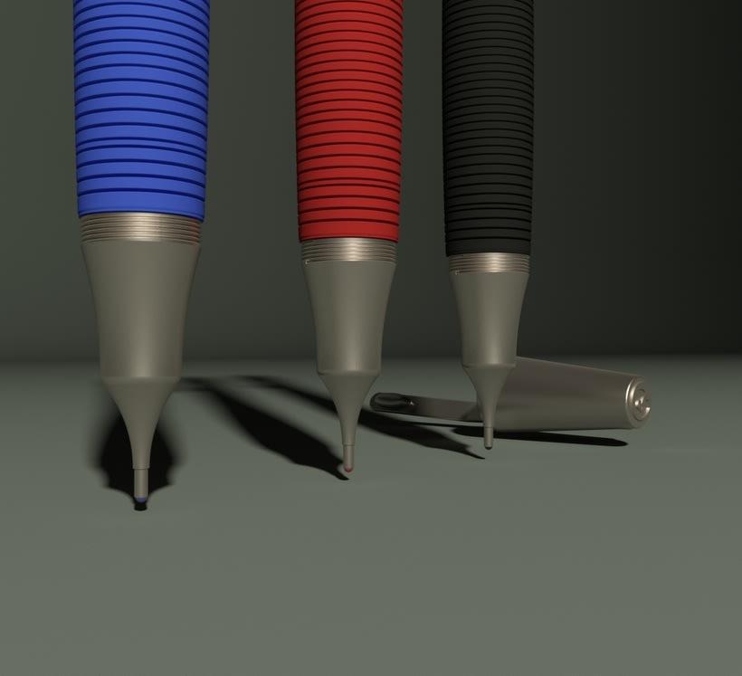 Calamus. Pen- Product design 2