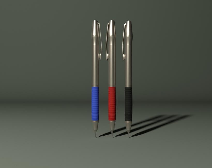 Calamus. Pen- Product design 3