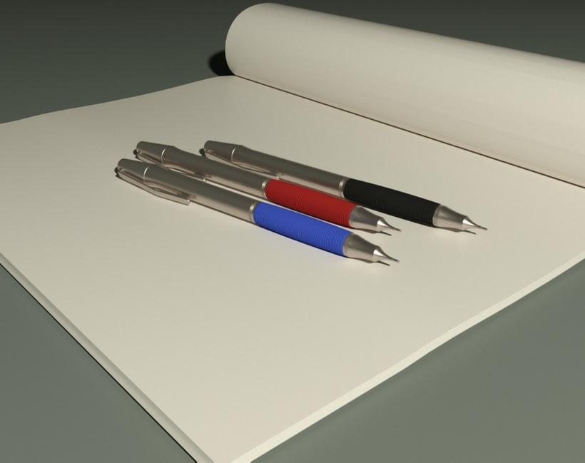 Calamus. Pen- Product design 4
