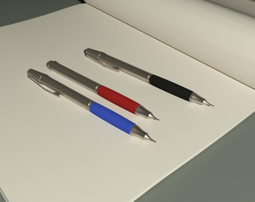 Calamus. Pen- Product design 5