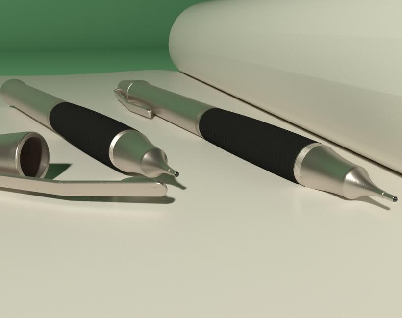 Calamus. Pen- Product design 6
