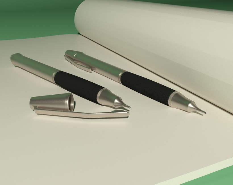 Calamus. Pen- Product design 7