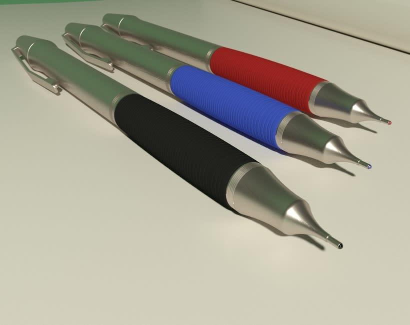 Calamus. Pen- Product design 8