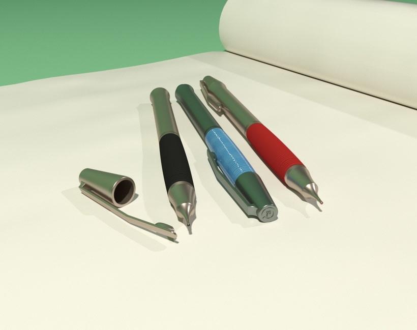 Calamus. Pen- Product design 9