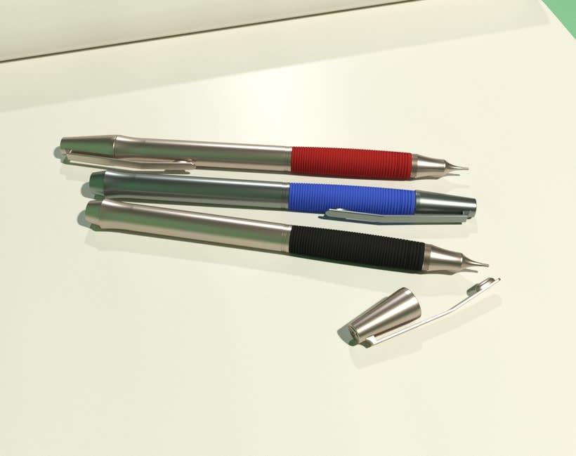 Calamus. Pen- Product design 10