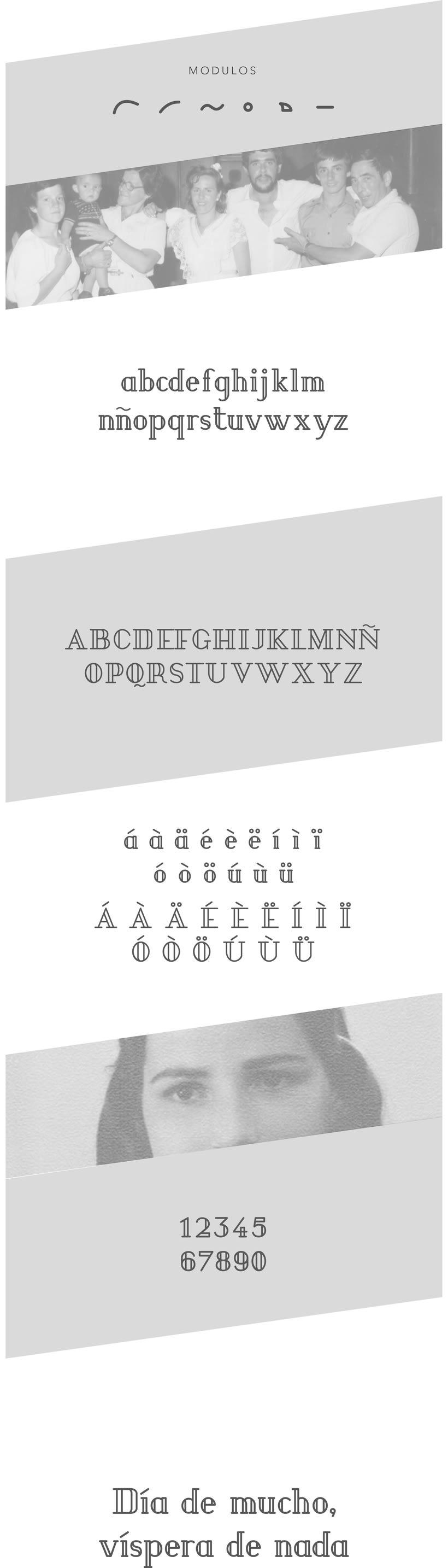 Elena typeface 2