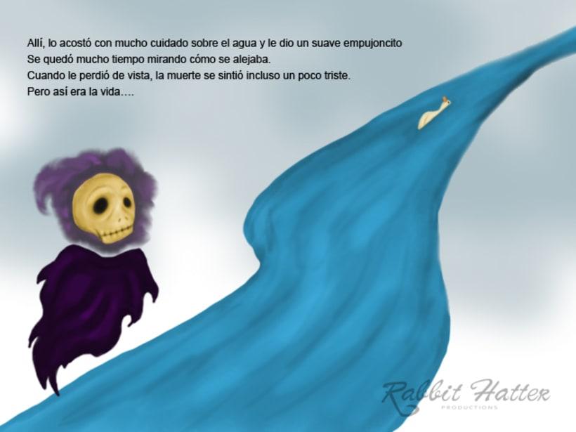 Pato y Muerte (Cuento ilustrado)  14