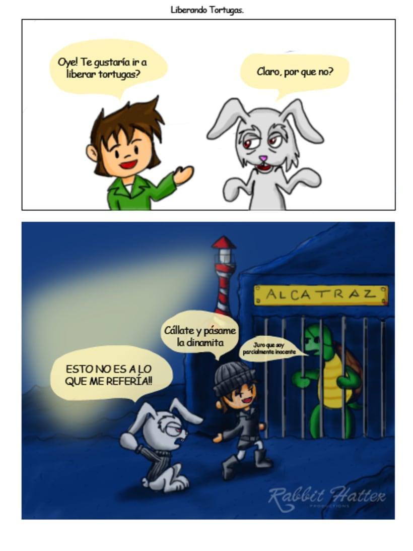 Ilustración con Humor  3