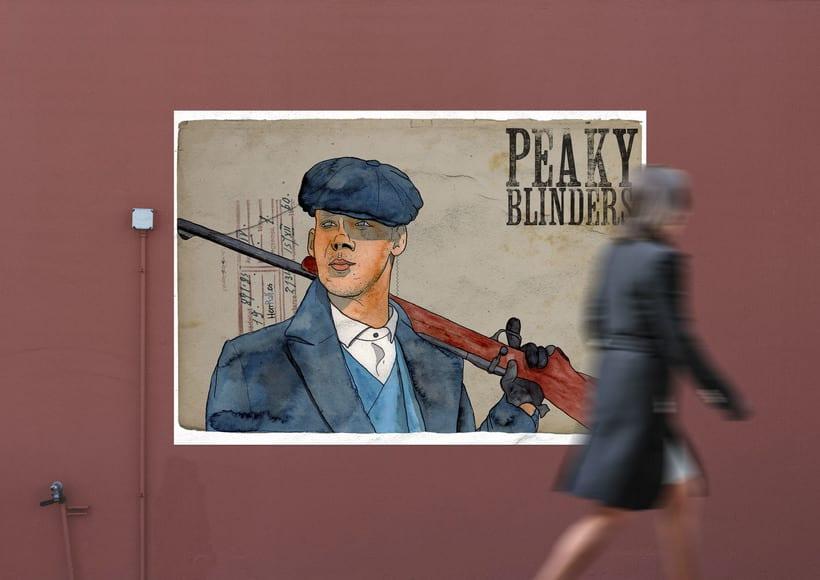 Peaky Blinders 3