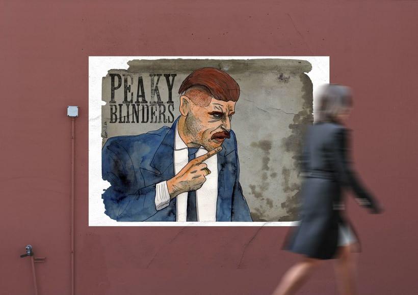 Peaky Blinders 4