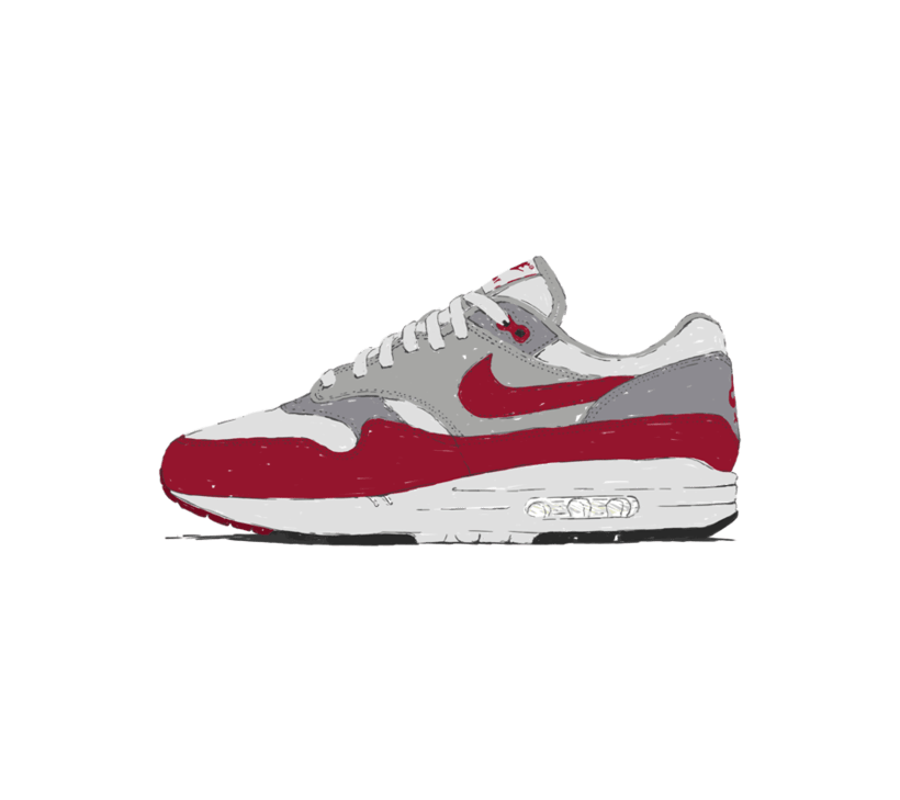 Sneakers Illustration 1